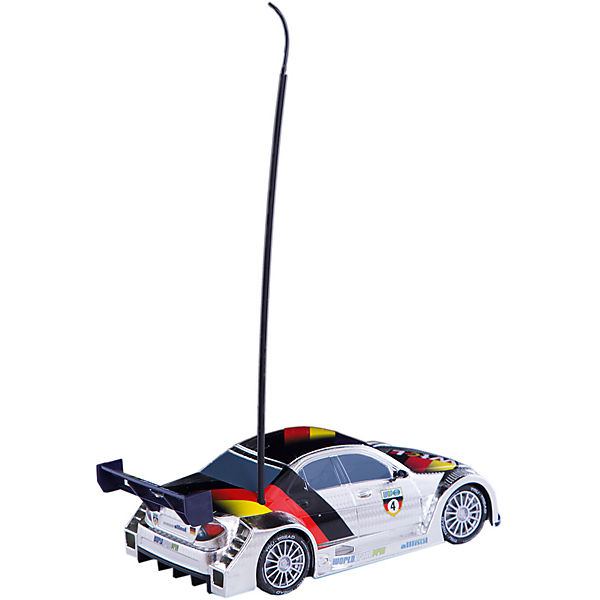 "Машина на р/у ""Макс Шнель"", серебристая, 1:24, 18см, Dickie Toys"