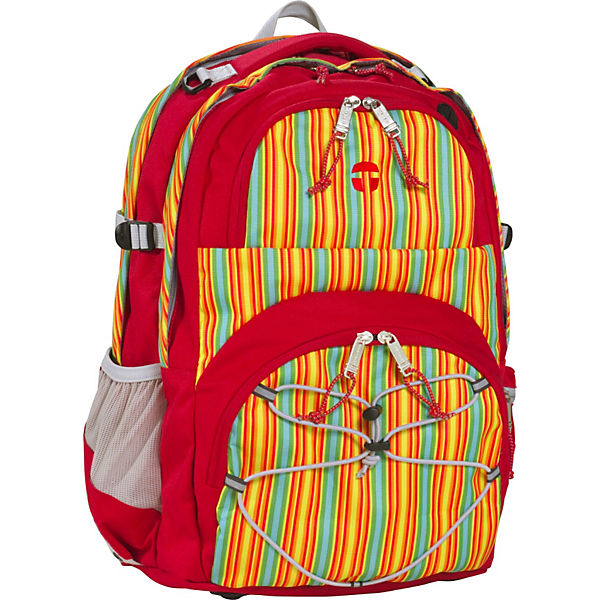 TiE Schulrucksack Oslo Dream Color
