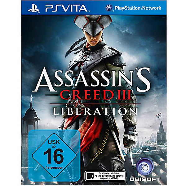 PSV Assassin's Creed 3 Liberation
