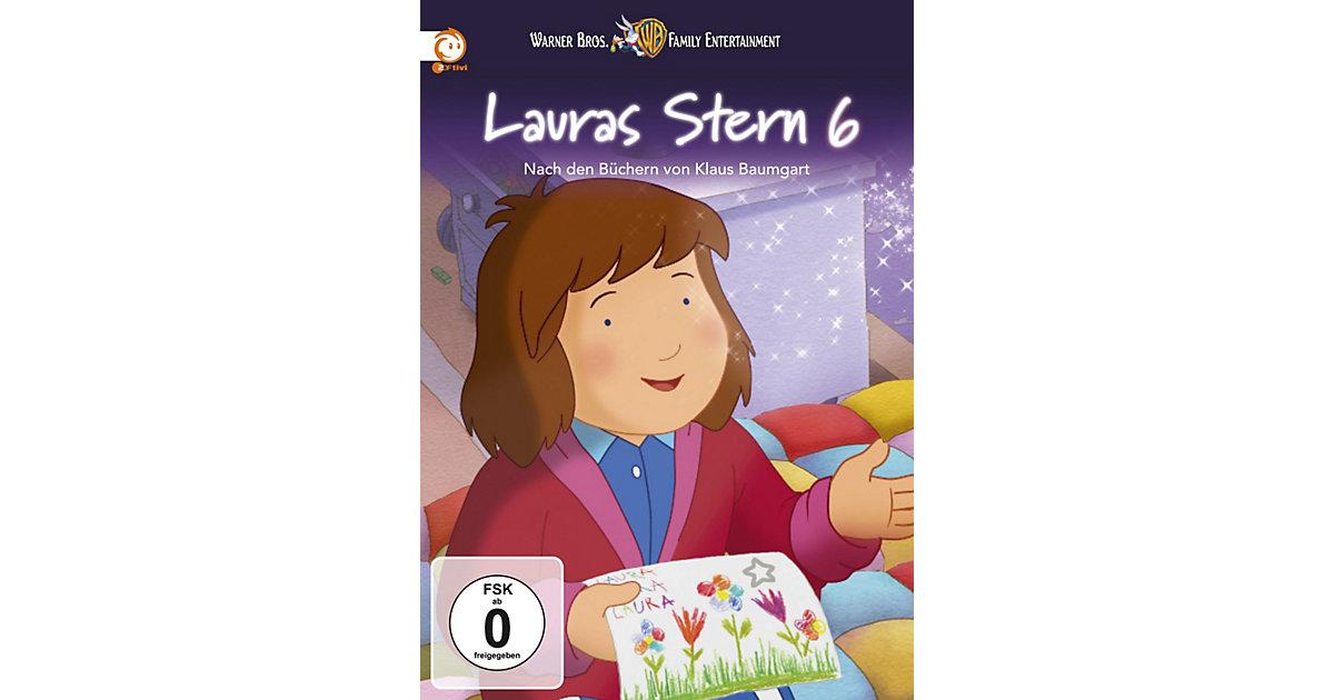 DVD Lauras Stern 6