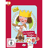 DVD Kleine Prinzessin 2. Staffel Komplettbox (6 DVDs) + Puzzle LIMITED EDITION