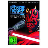 DVD Star Wars: The Clone Wars - Season 4