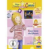 DVD Conni 03 - Conni lernt die Uhrzeit