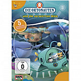 DVD Die Oktonauten 3 - und die verwirrten Wale