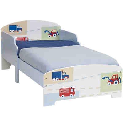 kinderbett auto 70 x 140 cm worlds apart mytoys. Black Bedroom Furniture Sets. Home Design Ideas