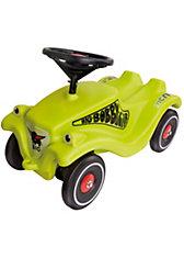 BIG CLASSIC Bobby Car Racing, schwarz-grün