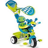 4-in-1 Dreirad Baby Driver Komfort