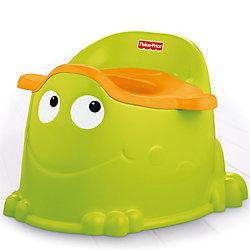 "Горшок ""Зеленый лягушонок"", Fisher-price"
