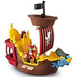 Корабль веселого роджера (Джейк и пираты), Fisher-Price