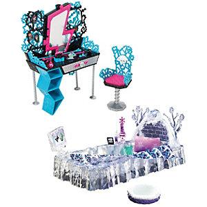 Мебель для кукол, Monster High, в ассорт.