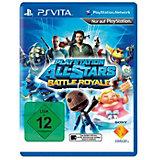PSV PlayStation All-Stars: Battle Royale