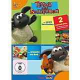 DVD Timmy, das Schäfchen 2 DVDs (Timmy spielt Verstecken,Timmy braucht ein Bad)