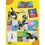 DVD Timmy, das Schäfchen 3er DVD Box 1 Folgen