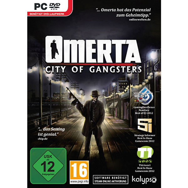 PC Omerta - City of Gangsters
