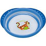 Esslernteller Easy Learning, Winnie the Pooh, blau