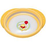 Esslernteller Easy Learning, Winnie the Pooh, gelb