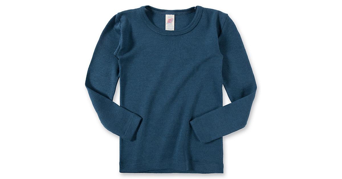 Unterhemd Wolle/Seide Gr. 92 Jungen Kleinkinder