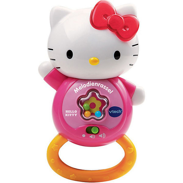Hello Kitty Melodienrassel