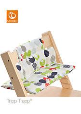 Tripp Trapp® Sitzkissen, Silhouette Green, beschichtet