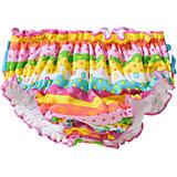 FASHY Baby Windel-Badehose für Mädchen, bunt