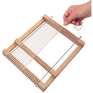 Craft set, yarn weaving