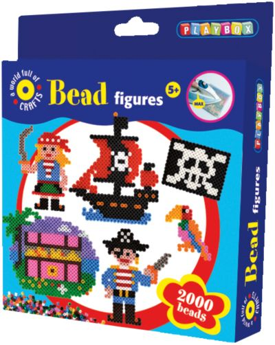 Планка  Perlenset  Пиратов,  2000  Бусины  И  Аксессуары