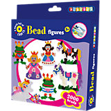 Bead set, princess, 2000 beads
