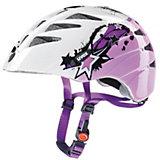 UVEX Fahrradhelm Junior splash pink Gr. 52-57