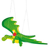Dragon, swinging animal