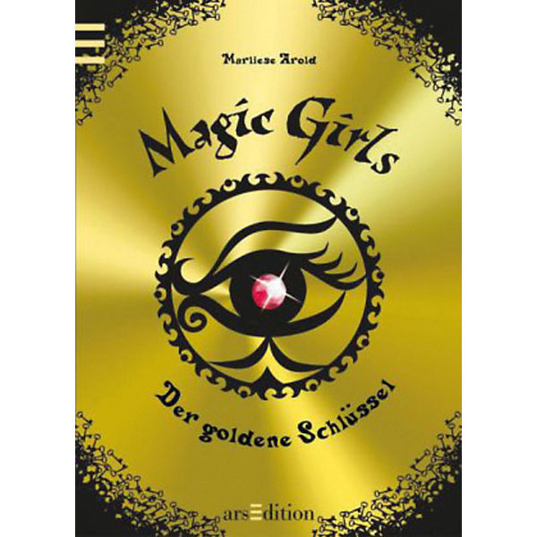 Magic Girls: Der goldene Schlüssel