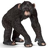 """Schleich Шимпанзе, самец. Серия """"Дикие животные"""""""
