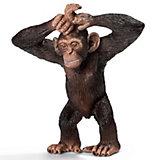 """Schleich Шимпанзе, детеныш. Серия """"Дикие животные"""""""