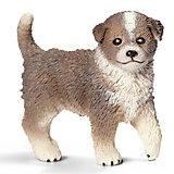 Schleich Hunde: 16393 Australian Shepherd Welpe
