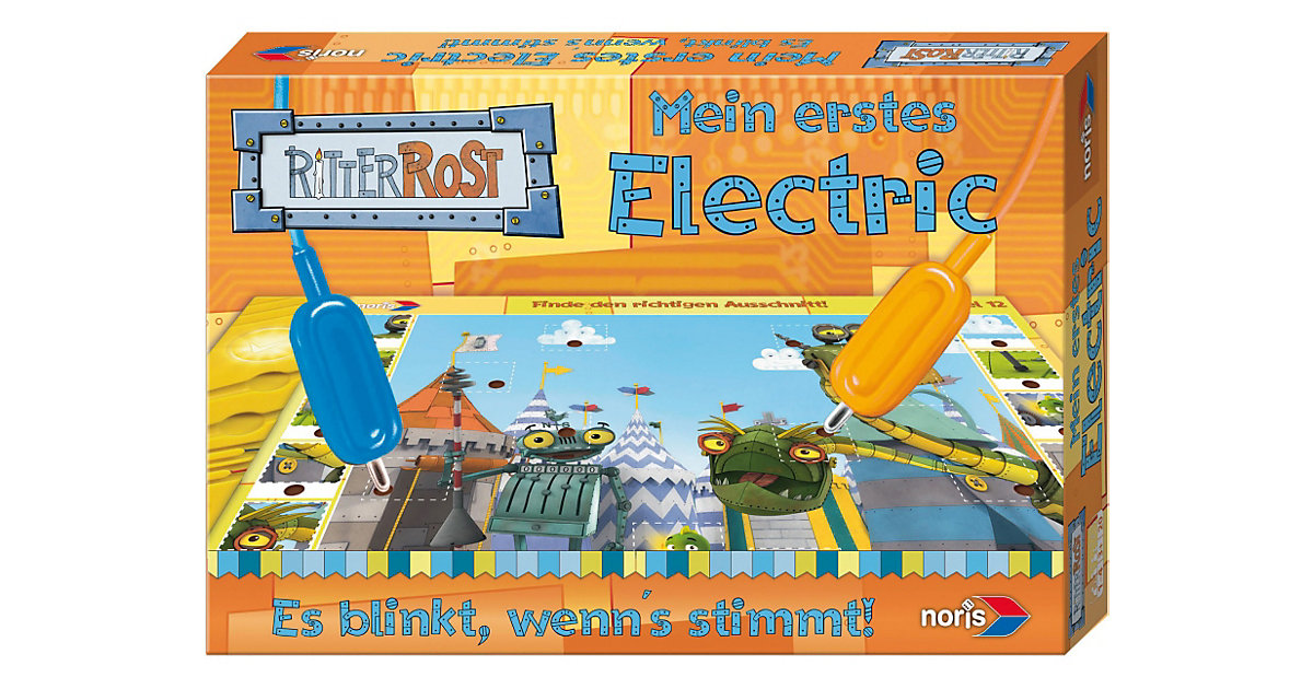 Ritter Rost - Mein erstes Electric