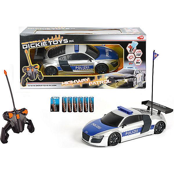 Полицейский патруль на р/у, 28см, Dickie