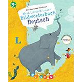 Pingpong: Mein tierisch tolles Bildwörterbuch Deutsch