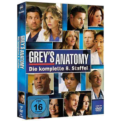DVD Grey´s Anatomy - Season 8