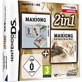 NDS 2 in 1: Mahjong 1 + 2