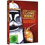 DVD Star Wars: The Clone Wars - Season 1 (4 DVDs)
