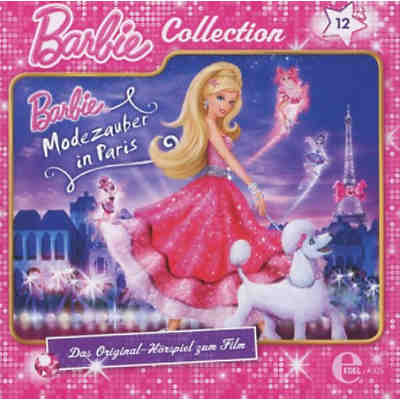 CD Barbie Collection 12 - Modezauber in Paris