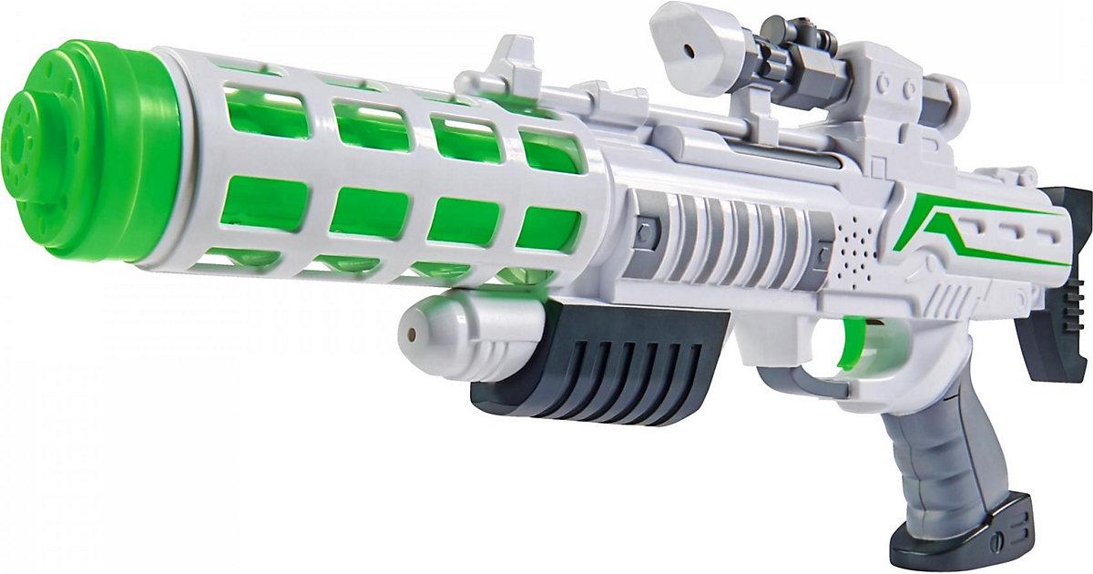Planet Fighter Light Blaster - Gewehr Licht und Sound