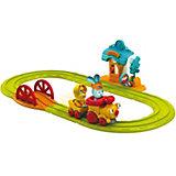 Игровой набор Бани - железная дорога
