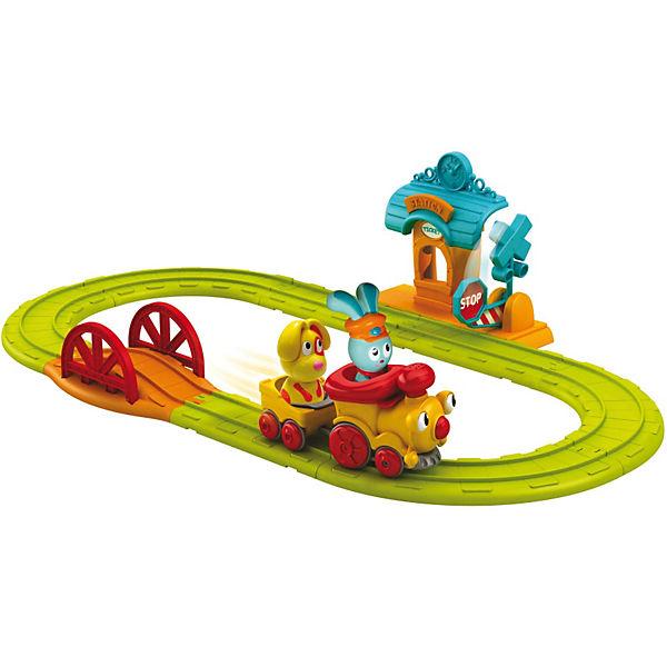 Игровой набор Бани - железная дорога, Ouaps