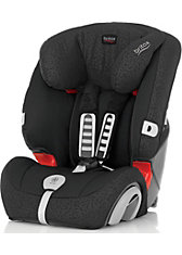 Auto-Kindersitz Evolva 1-2-3 Plus, Black Thunder, 2015