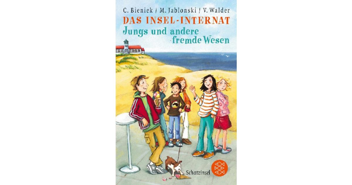 Buch - Das Insel-Internat, Jungs und andere fremde Wesen