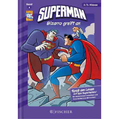 Superman 8: Bizarro greift an