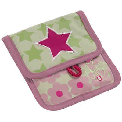 Brustbeutel 4kids, Neck Pouch, Starlight magenta