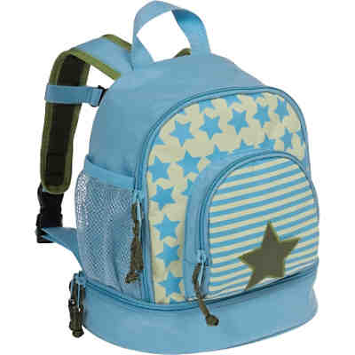 Kindergarten Rucksack 4kids, Mini Backpack, Starlight oliv