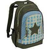 Rucksack groß 4kids, Backpack Big, Starlight oliv
