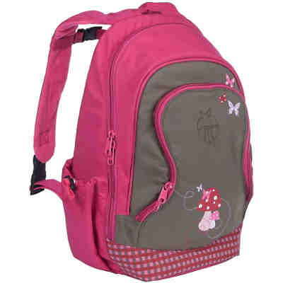 Rucksack groß 4kids, Backpack Big, Mushroom